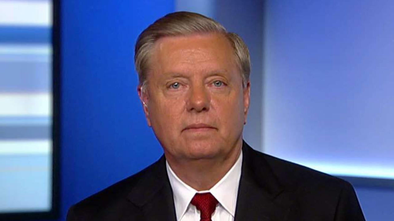 Graham: If Democrats impeach over Mueller report Trump will be reelected, GOP will take House and Senate