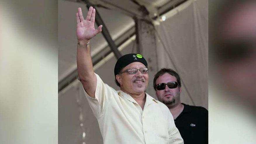 'The Five' pays tribute to New Orleans music legend Art Neville