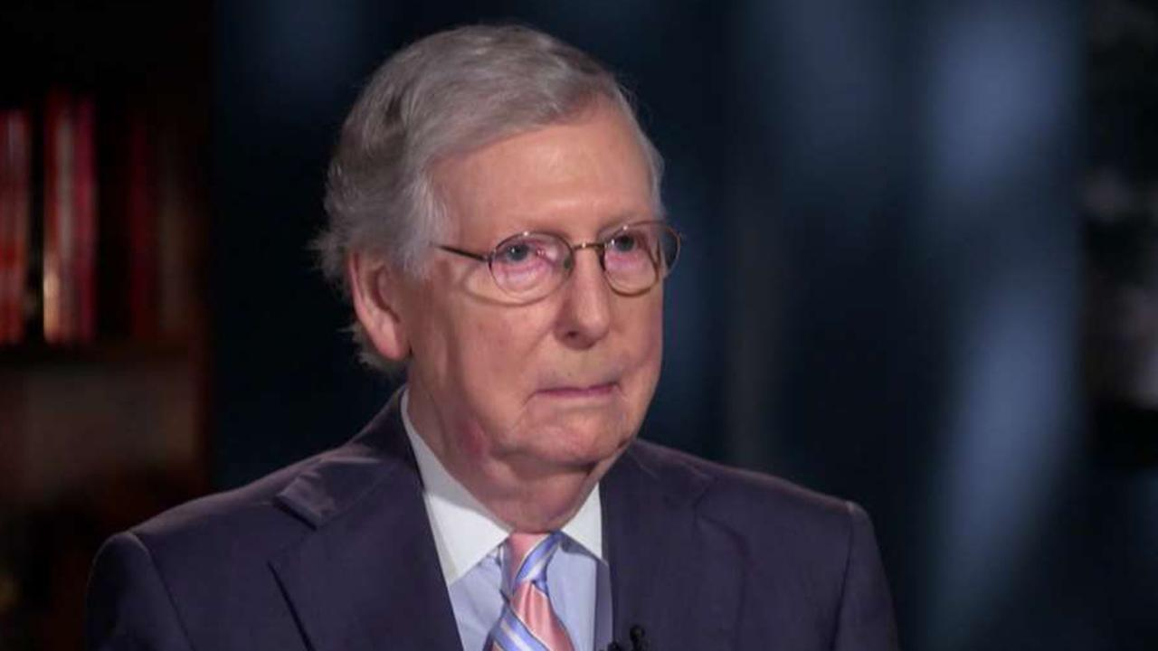 McConnell: There will be no Democratic riders in budget deal