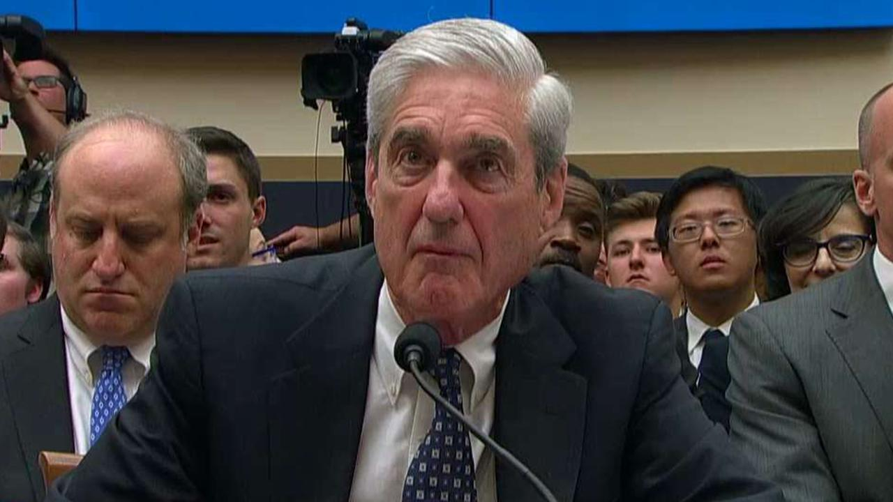 Robert Mueller refuses to answer questions on whether or not he read the Steele dossier