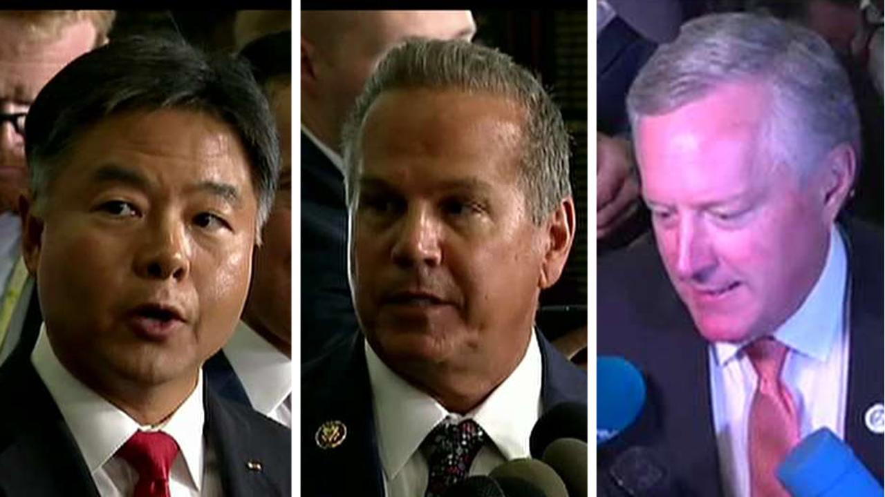 Lawmakers react to Robert Mueller's Capitol Hill testimony