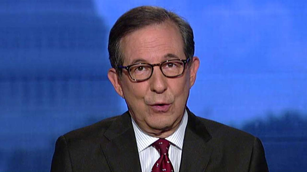 Chris Wallace says Mueller's testimony does not give Trump a 'clean bill of health'