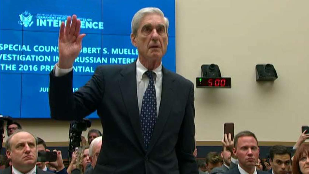 Democrats, media left scrambling after Robert Mueller's lackluster congressional testimony