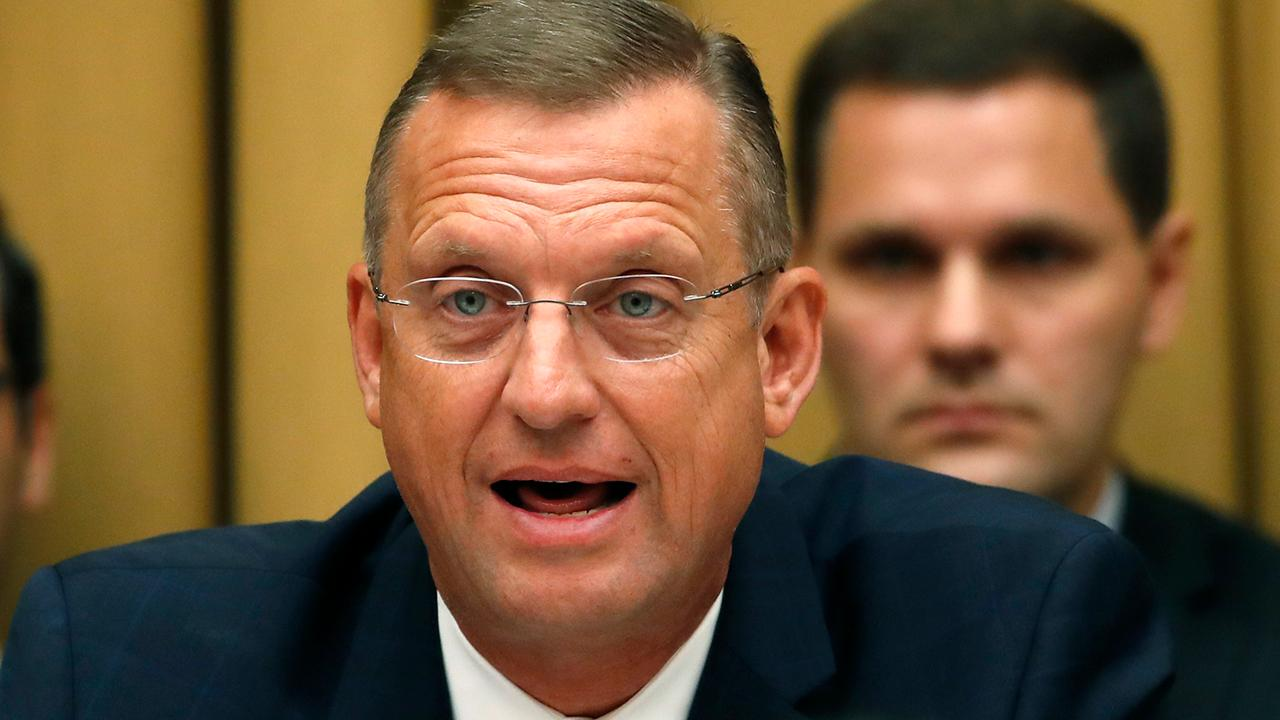 GOP lawmaker Doug Collins urges Democrats to come up with a solution for the border crisis