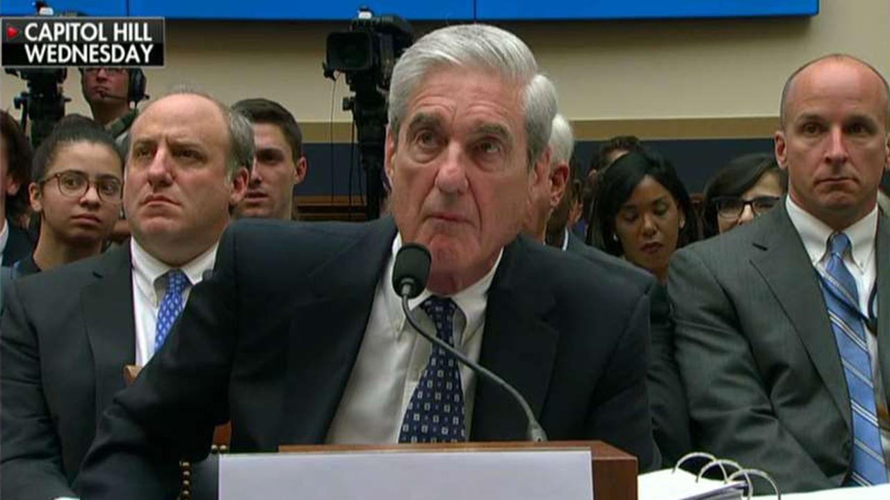 Liberal media meltdown after underwhelming Mueller hearing