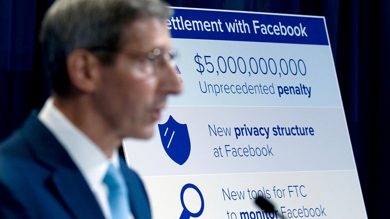 Is huge Facebook fine enough?