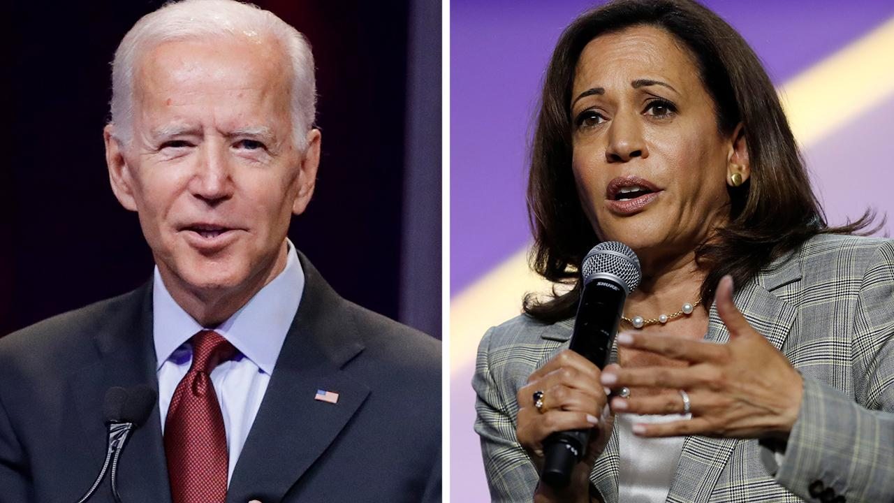 Maryland man charged after note discovered threatening televised execution of 'Grandpa Biden,' Harris