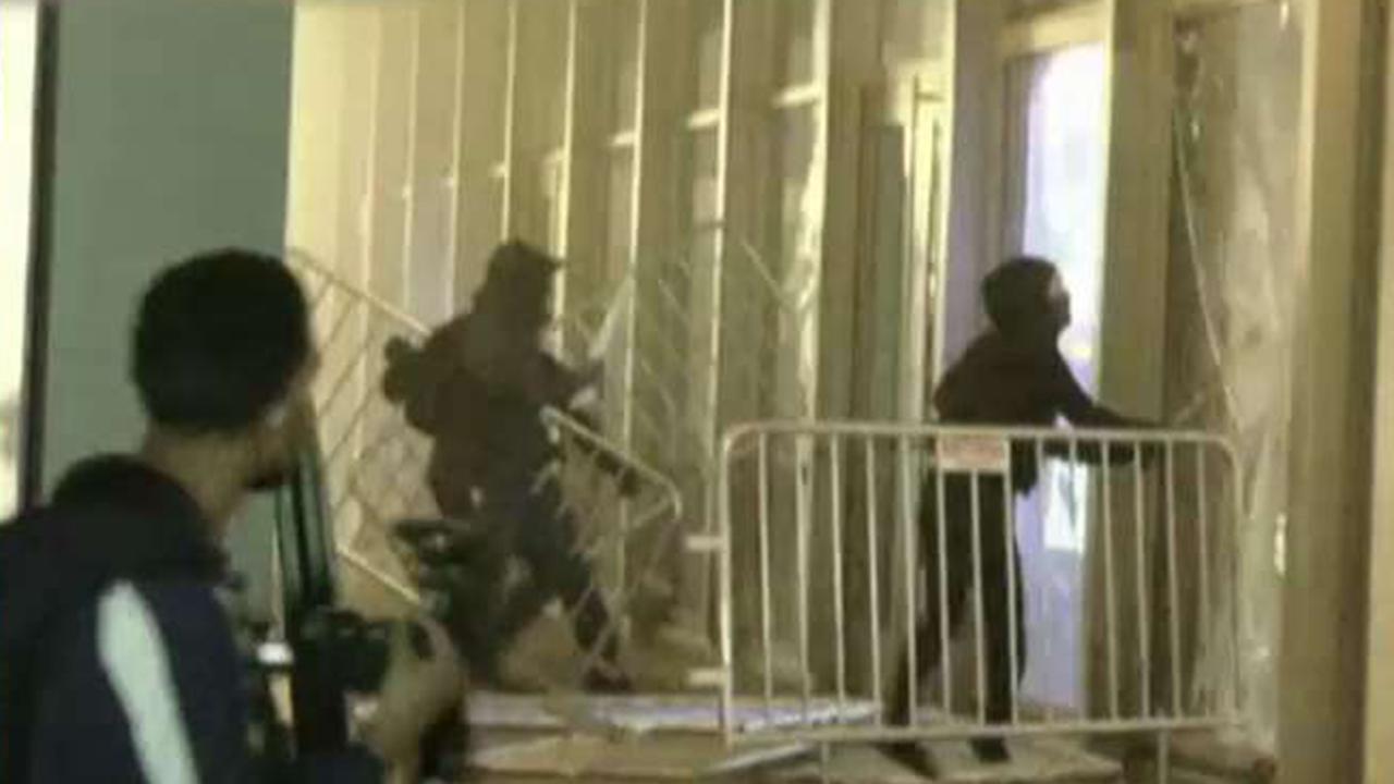 Trump considers designating Antifa a terrorist organization