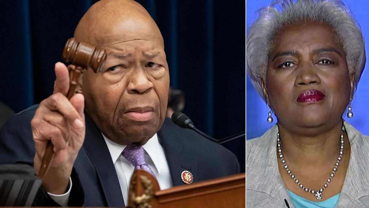Donna Brazile condemns Trump's 'poisonous' personal attacks on Elijah Cummings and Baltimore