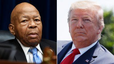 Kimberly Klacik on President Trump's feud with Cummings, conditions in Baltimore