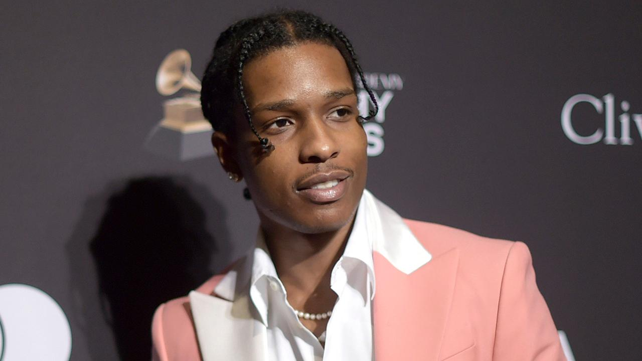 Westlake Legal Group 694940094001_6065773812001_6065769924001-vs A$AP Rocky attends Kanye West's Sunday service after being freed from Swedish prison New York Post Francesca Bacardi fox-news/person/kanye-west fox-news/entertainment/genres/hip-hop-rap fox-news/entertainment/genres/faith fox-news/entertainment/events/scandal fox-news/entertainment/celebrity-news fnc/entertainment fnc article 30778acb-4cf0-5f0f-98a8-06d0fb5855f4