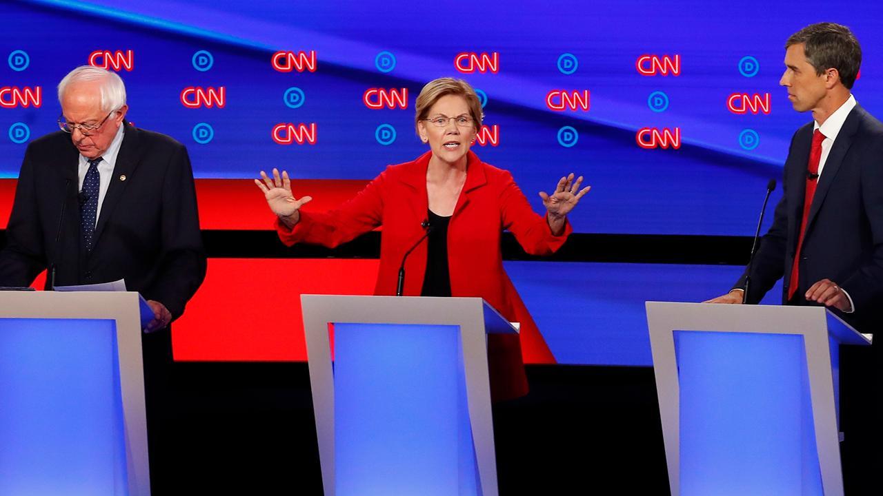 Candidates focus on immigration during second round of 2020 Democratic debates