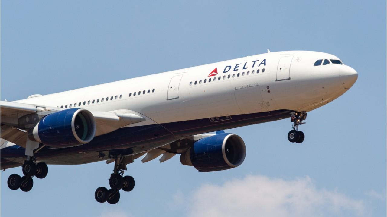 Westlake Legal Group 694940094001_6066143328001_6066141188001-vs Delta flight carrying nearly 200 delayed 18 hours at New York's JFK: report Gerren Keith Gaynor fox-news/travel/general/airlines fox news fnc/travel fnc caf7b0f7-9ea6-5414-b202-e9edf80bec86 article