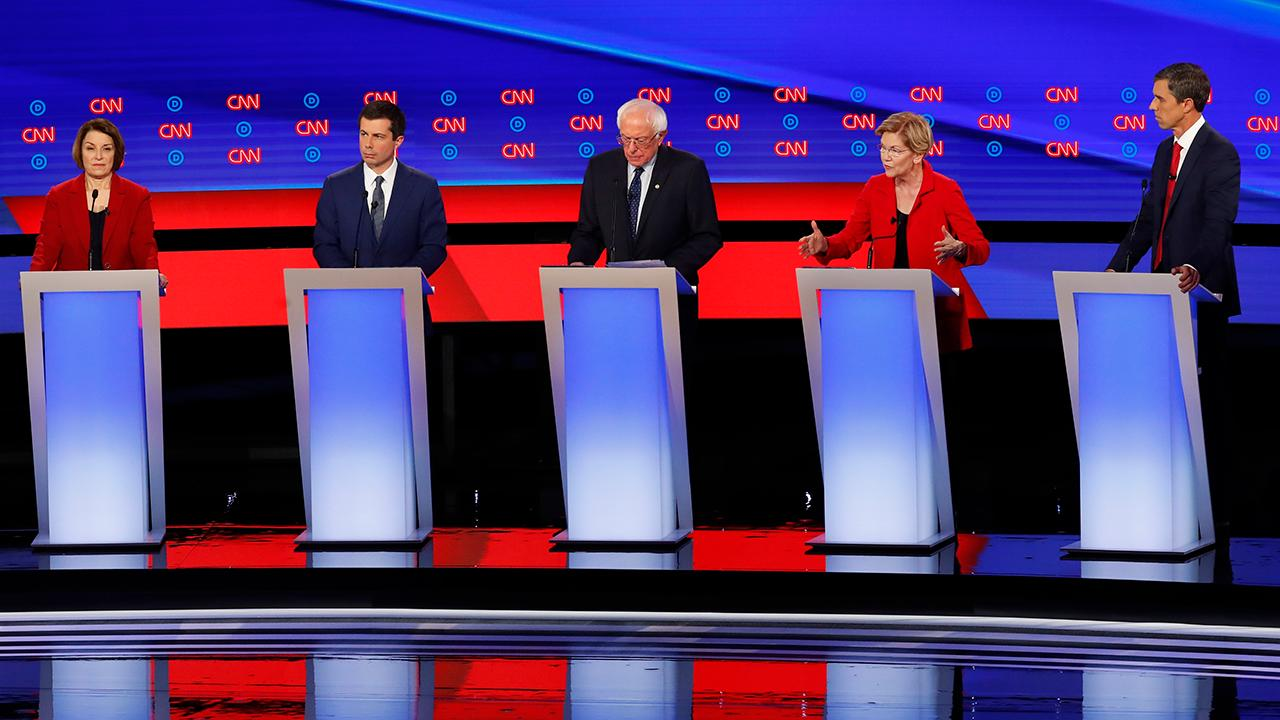 2020 Democratic hopefuls push 'Medicare-for-all'