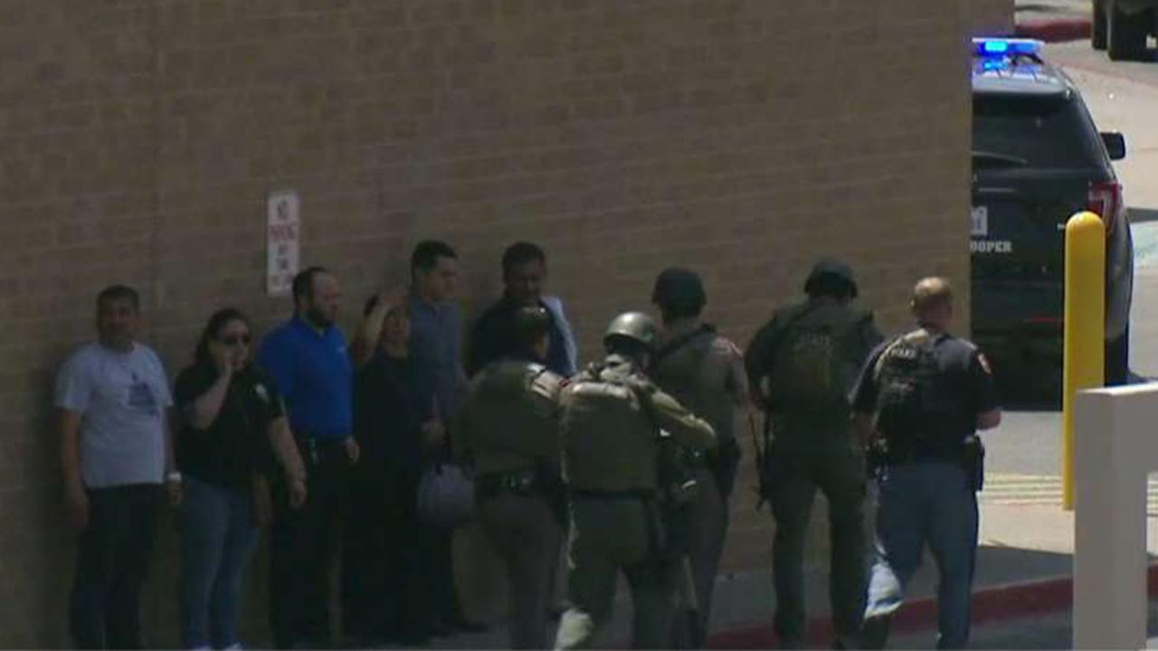 Witness tells Fox News that his mother was killed in El Paso mass shooting