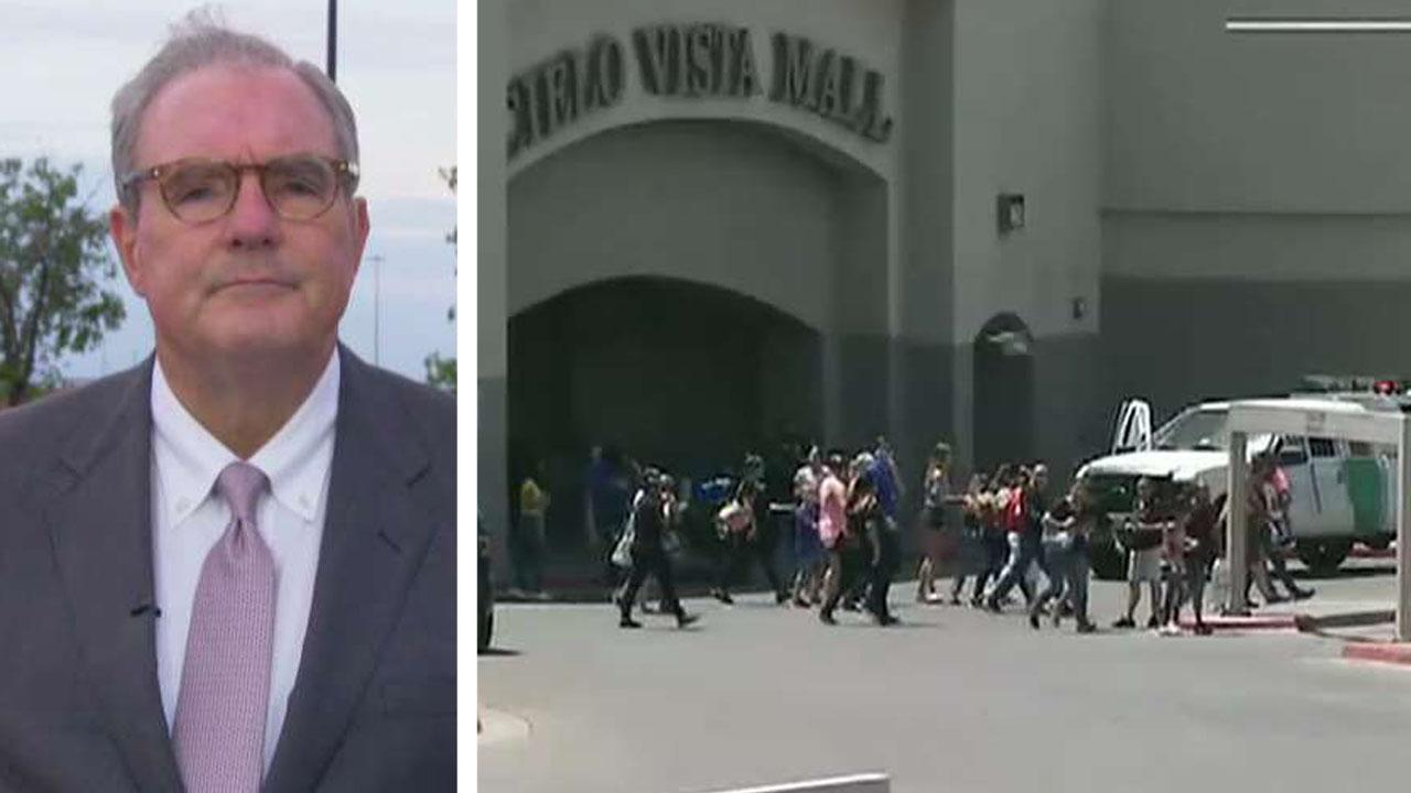 El Paso mayor: This shooting will not define El Paso