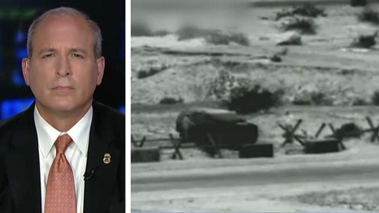 CBP commissioner: I have no faith Congress will step up to solve border crisis