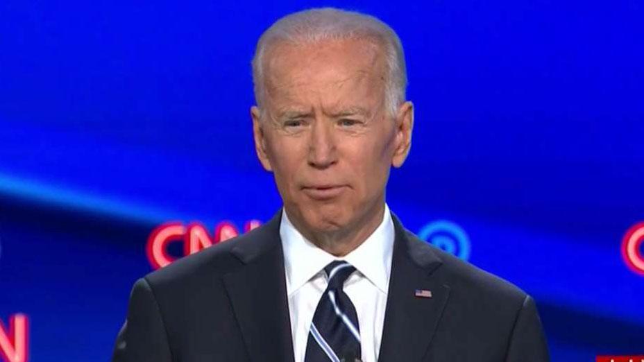 Pundits still lukewarm on Biden
