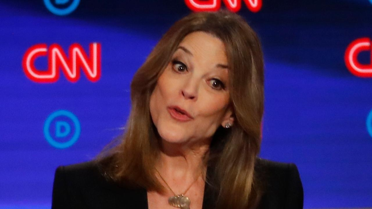 Is Marianne Williamson right about the US health care system?