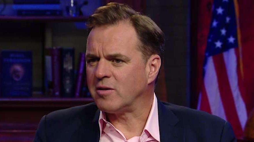 Niall Ferguson: President Trump woke the nation to the threat posed by China