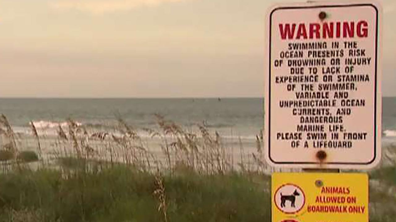 Popular Florida beach sees three shark attacks within two days