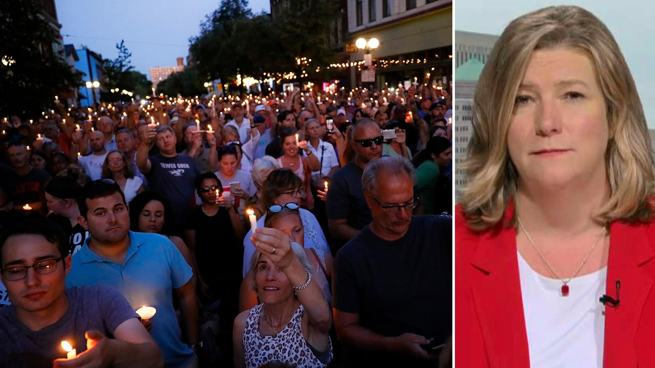 Dayton mayor says her community is resilient following mass shooting, urges action on gun control