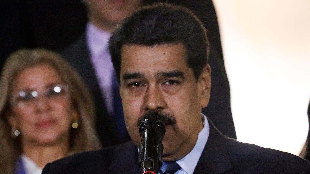 White House steps up sanctions against Venezuela to increase pressure on Maduro