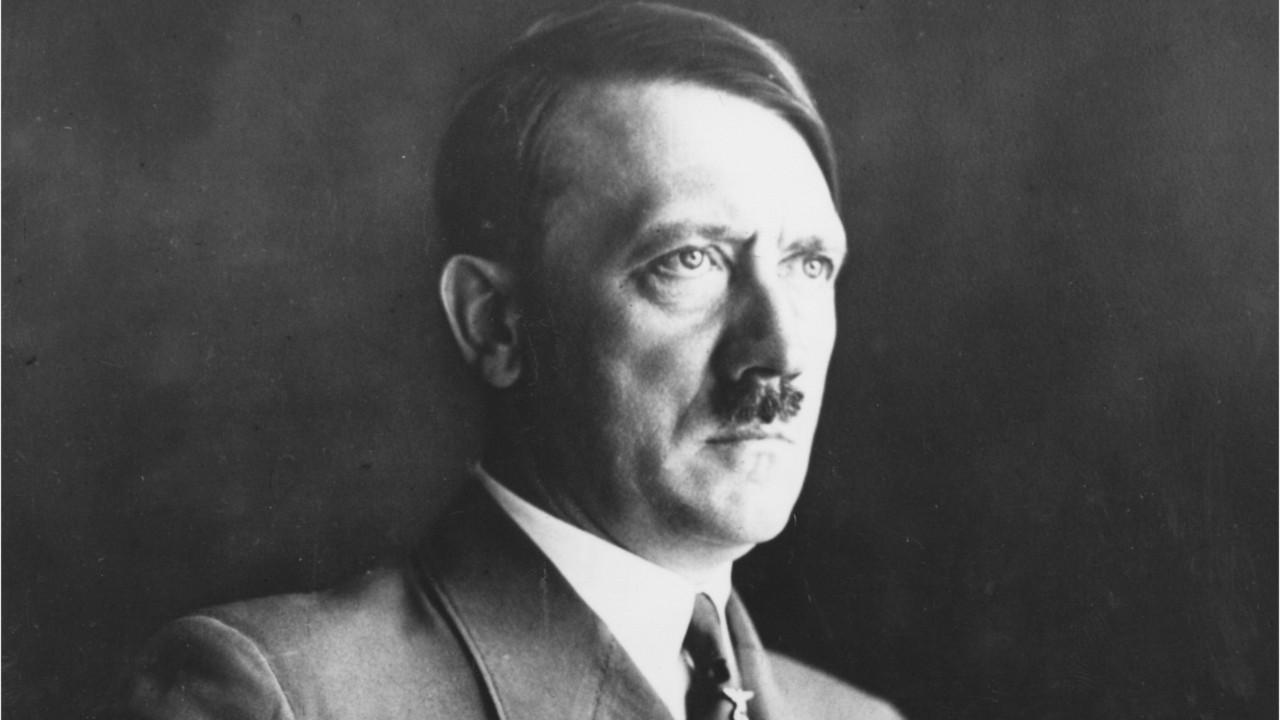 Hitler's chilling plan for the invasion of Britain surfaces, up for auction