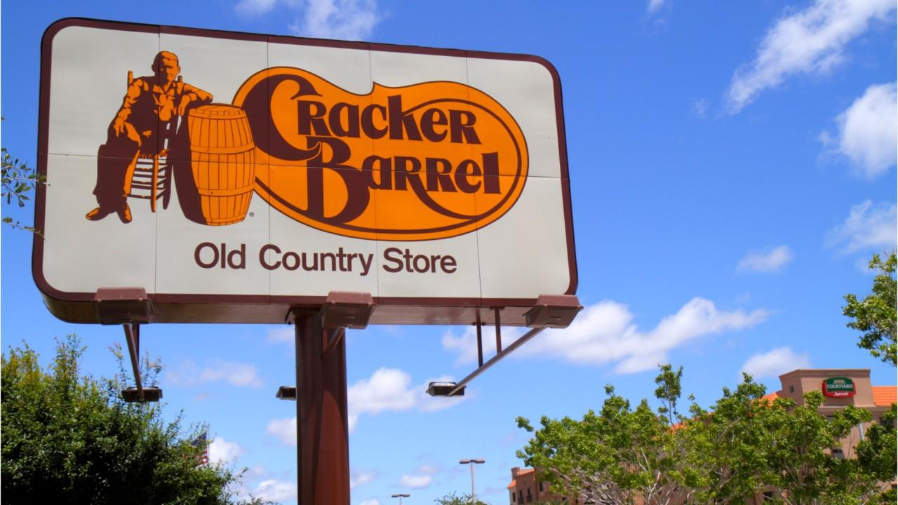 Change of plans for Cracker Barrel's original location.