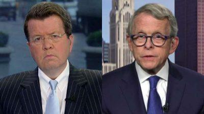 Gov. Mike DeWine pushes for Ohio gun control laws