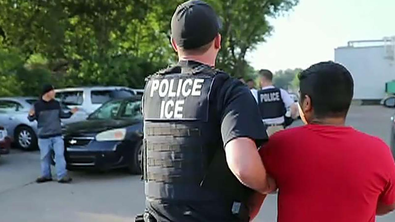 Mississippi ICE raids lead to 680 arrests in operation billed as largest state effort in US history
