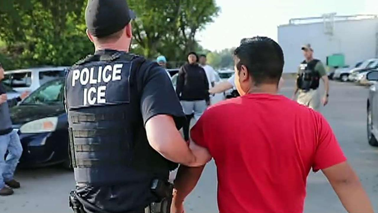 Nearly 700 people detained during ICE raids in Mississippi
