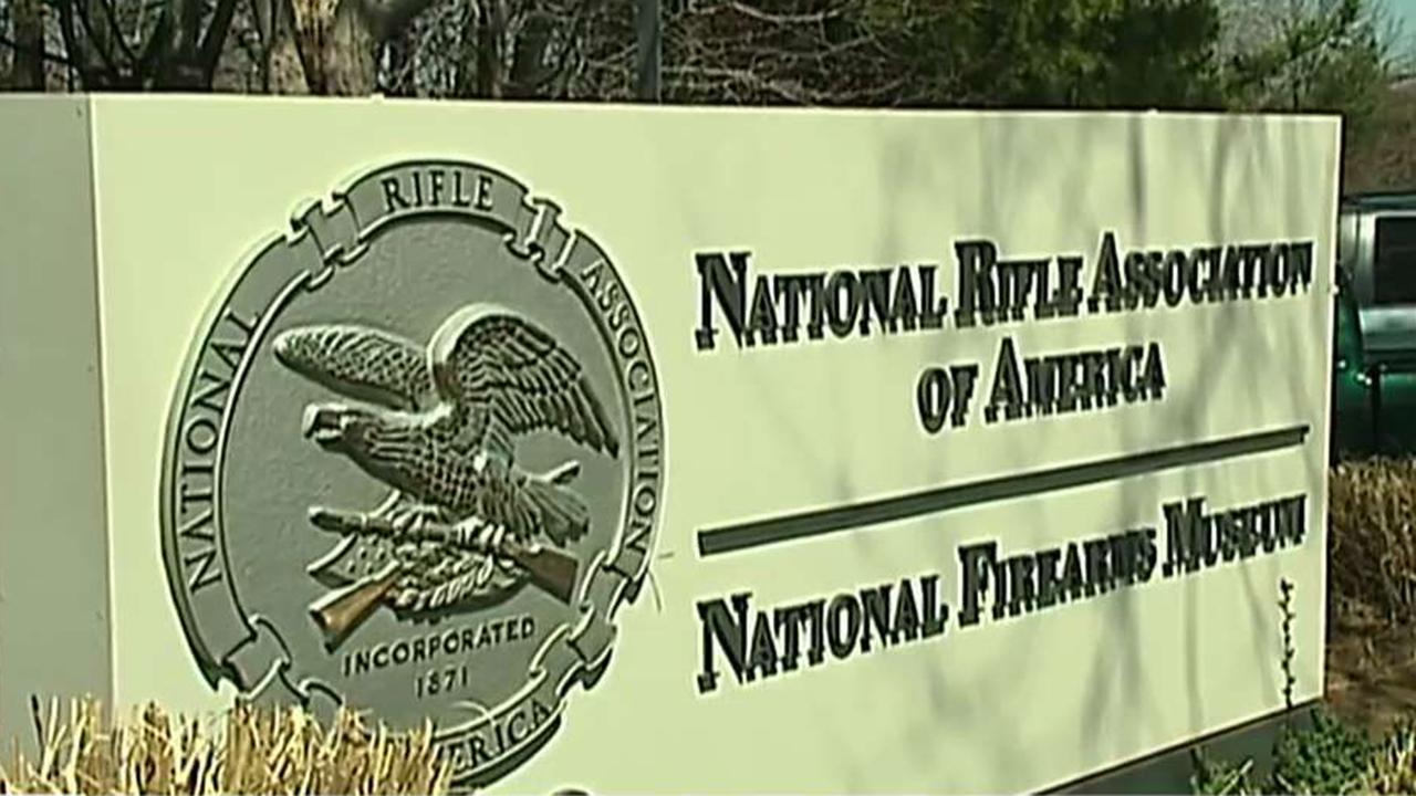 Internal disputes at NRA amid calls for gun control