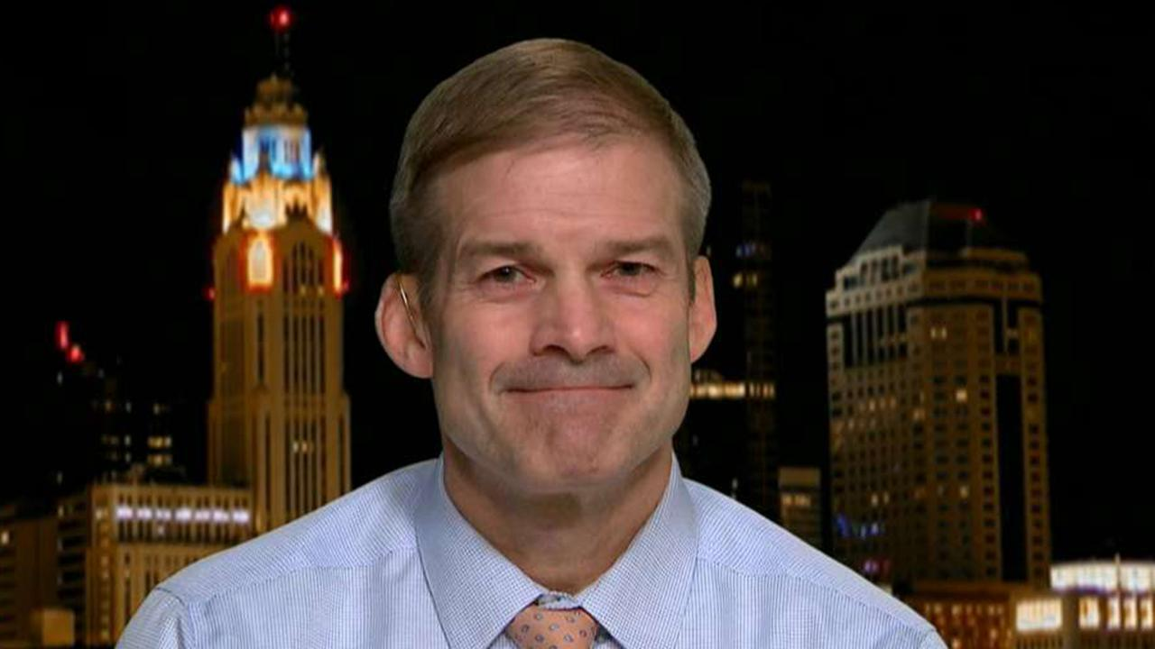 Rep. Jordan: You do 302s because you're out to get someone, they were out to get Trump