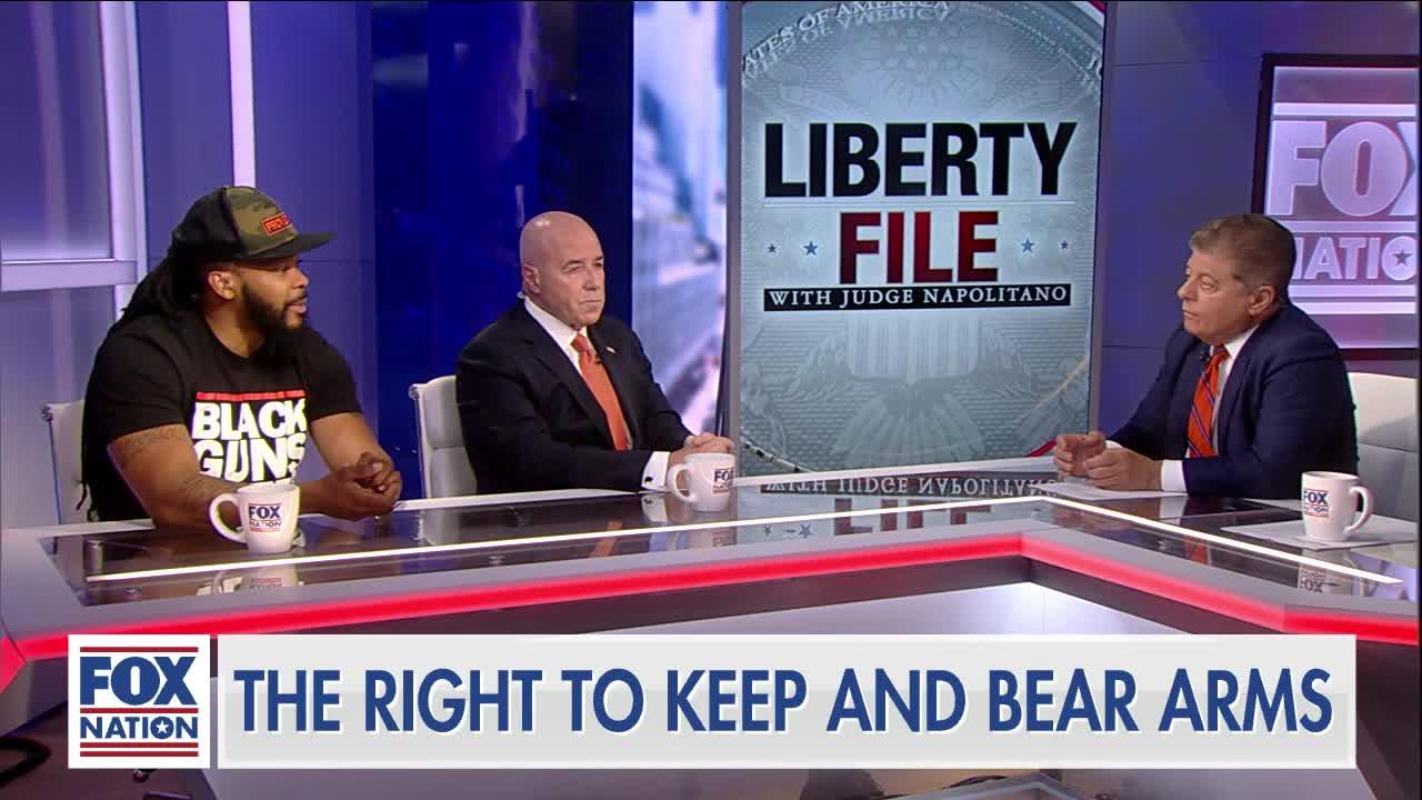 Maj Toure on Fox Nation's Liberty File