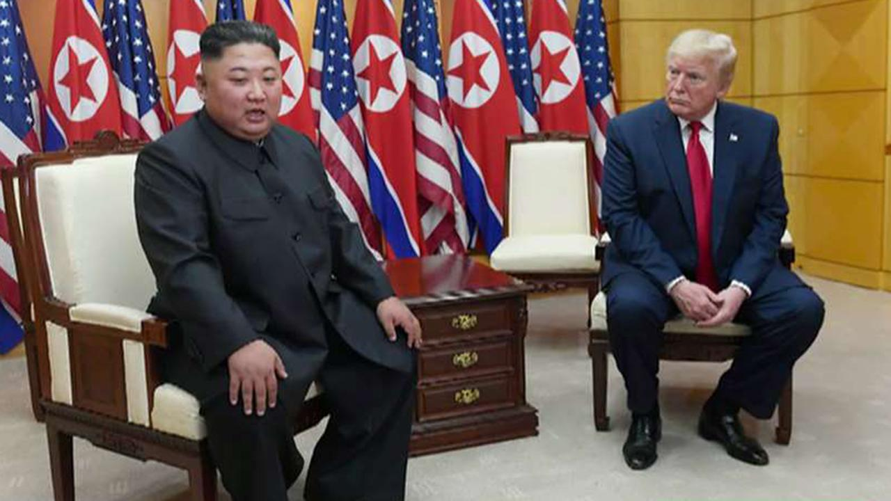 Westlake Legal Group 694940094001_6070399395001_6070395364001-vs Trump says he received 'small apology' from Kim Jong Un for missile tests fox-news/world/world-regions/asia fox-news/world/conflicts/north-korea fox-news/world/conflicts fox-news/person/kim-jong-un fox news fnc/politics fnc fb54b2e0-23fa-5aa9-8a71-fc551407b32b article Adam Shaw