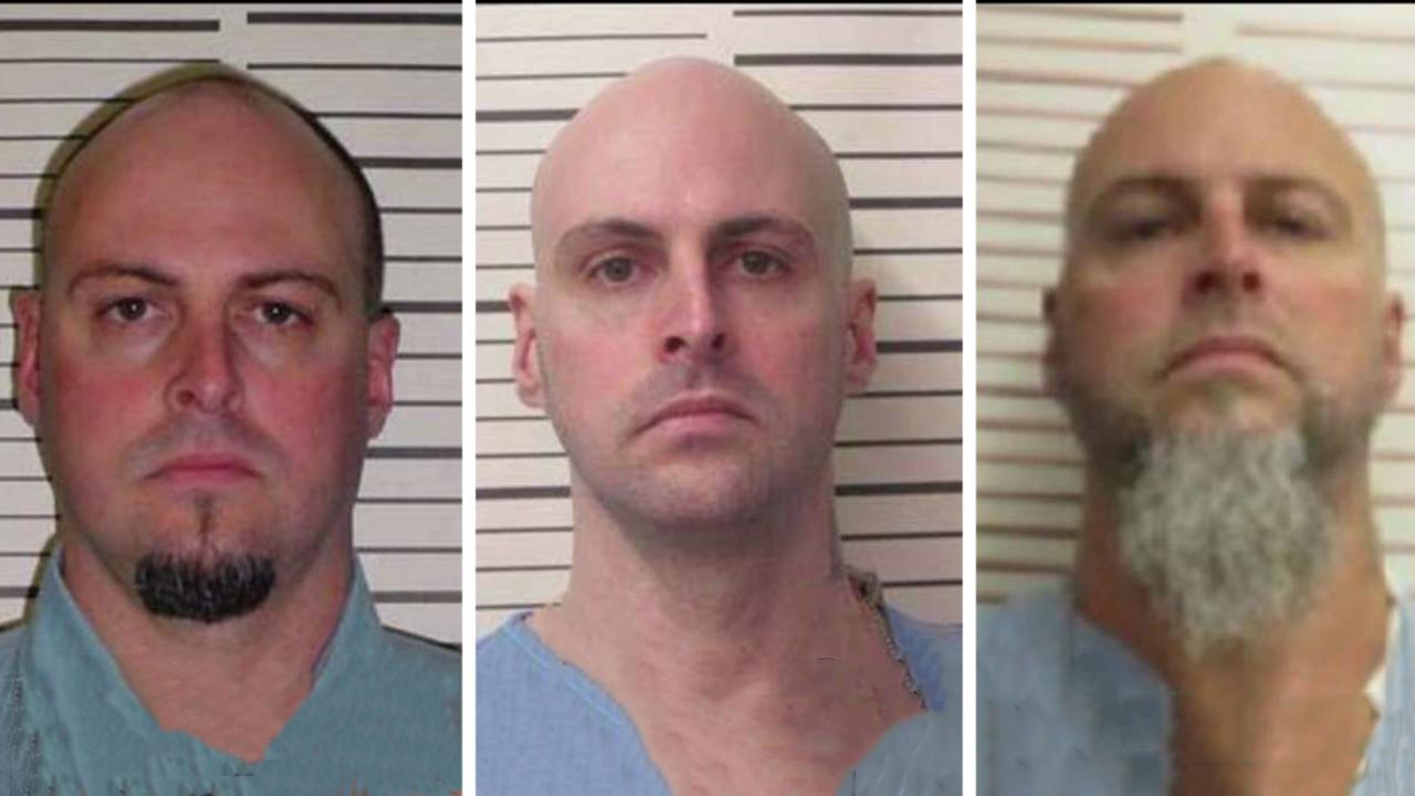 Westlake Legal Group 694940094001_6070614146001_6070622977001-vs Tennessee manhunt continues for Curtis Watson, escaped inmate suspected of killing corrections employee Nicole Darrah fox-news/us/us-regions/southeast/tennessee fox-news/us/crime/sex-crimes fox-news/us/crime/police-and-law-enforcement fox-news/us/crime/manhunt fox-news/us/crime/homicide fox news fnc/us fnc article 55ee40df-4e05-5ae6-a6aa-e84ba49c8ada