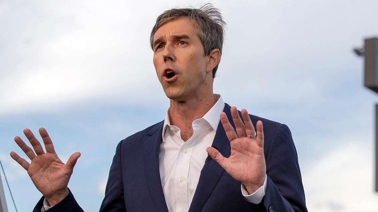 Beto O'Rourke's campaign has been downhill since live streaming his trip to the dentist