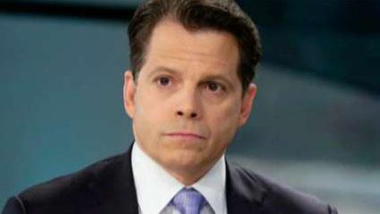 Anthony Scaramucci calls for 'change' in 2020 GOP ticket