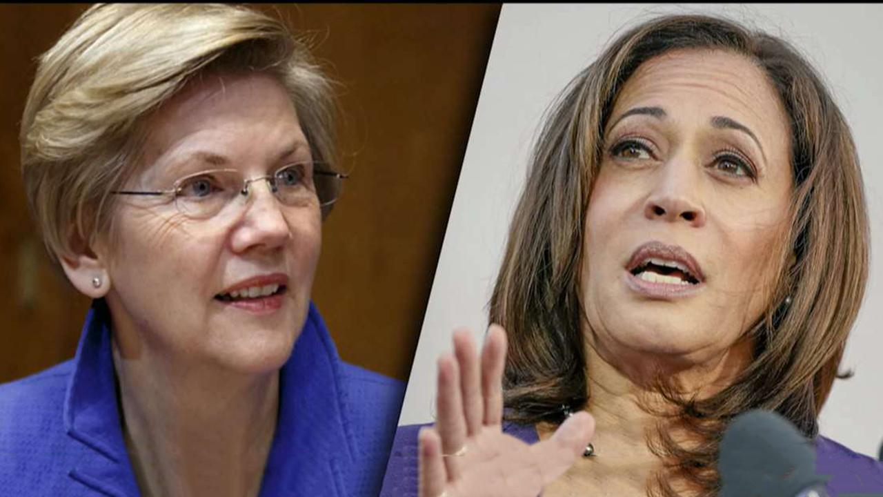 Warren and Harris wrongly accuse police officer of murder in Ferguson