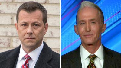 Gowdy reacts to Strzok lawsuit