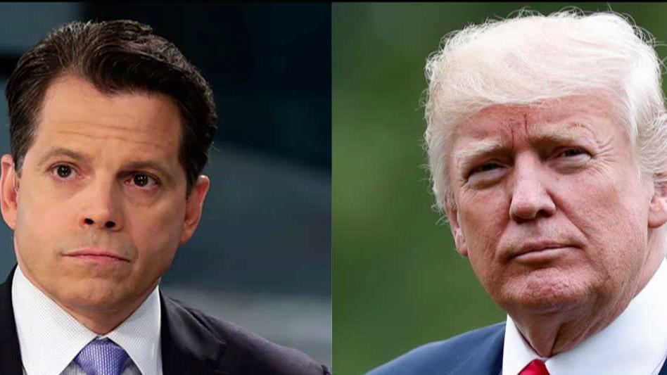 Scaramucci was 'awful' leader who threatened staff, former WH strategic communication director alleges