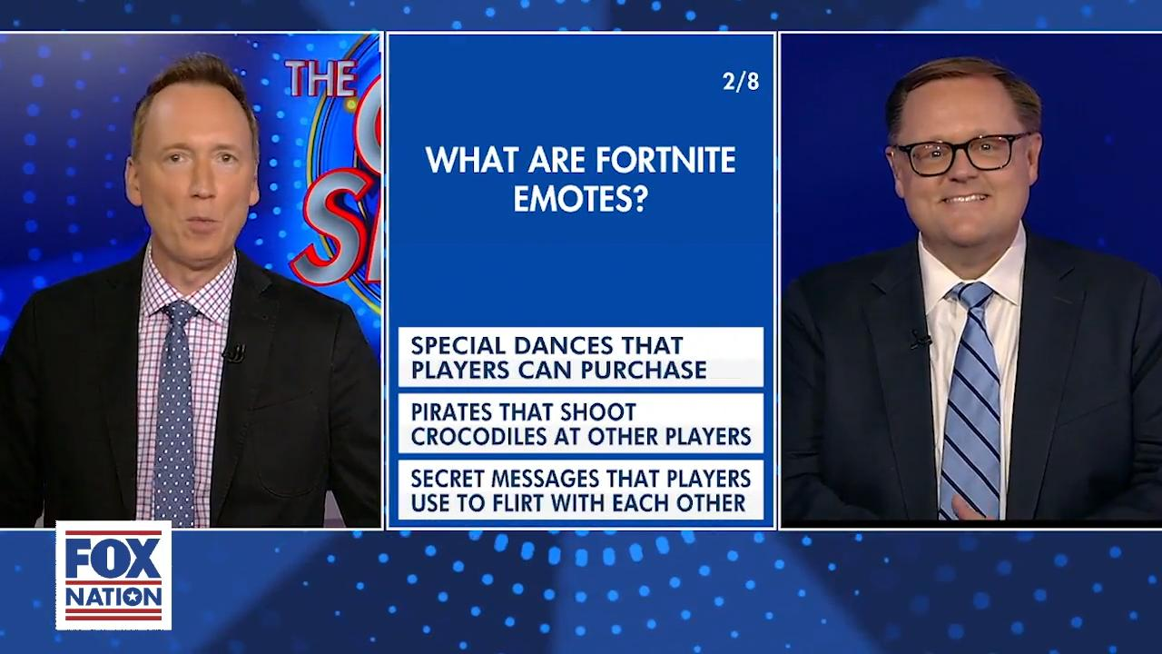 'Quiz Show' must-see moments: Todd Starnes