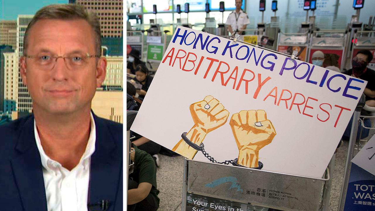 Rep. Collins: Protesters in Hong Kong are fighting for freedom and the US should support that