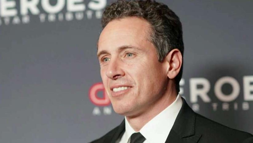 CNN�s Chris Cuomo mocked after attempt to disprove Trump�s phone theory with call to mom fails