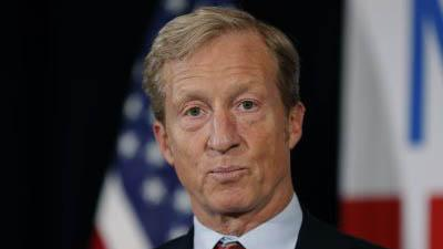 Chris Plante reacts to Tom Steyer reportedly achieving 130,000 presidential campaign donors