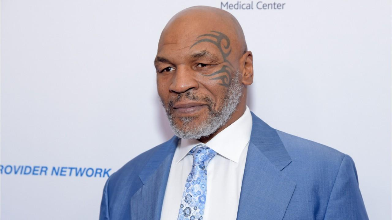 Mike Tyson not only owns a 40-acre marijuana ranch, he consumes the product.