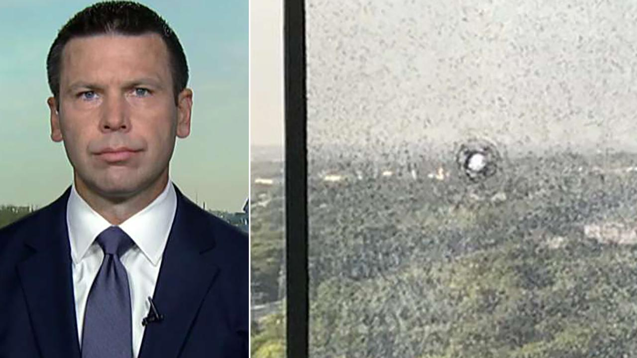Secretary McAleenan reacts to attacks on ICE facilities, says border security strategy is making progress