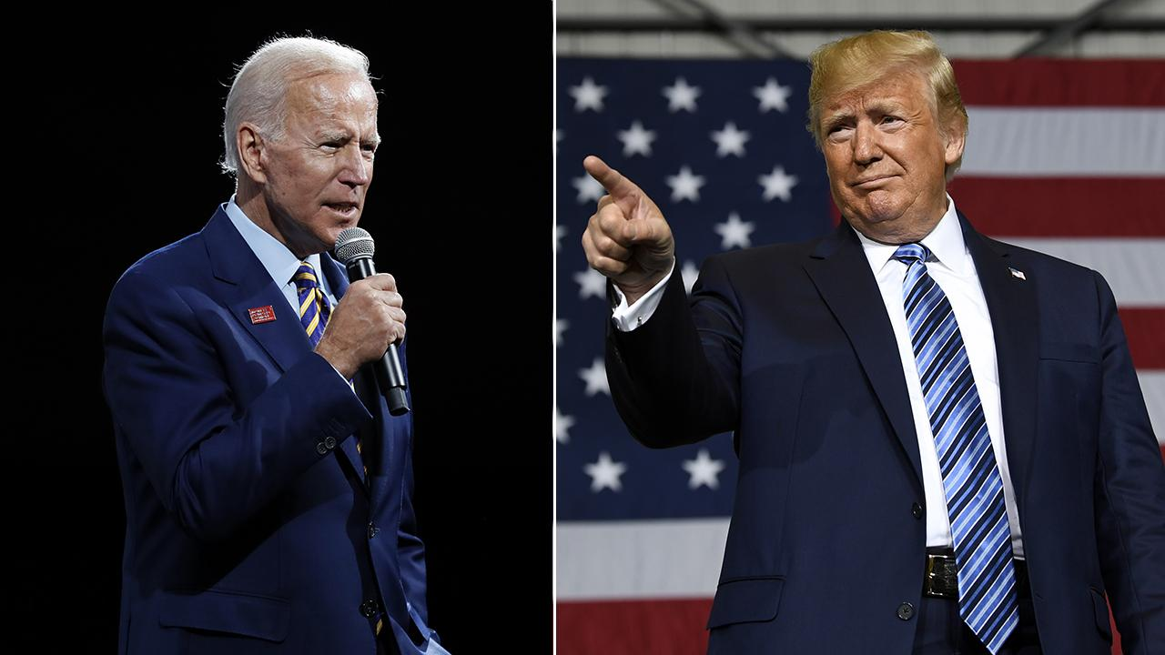Trump, Biden to hold dueling rallies in New Hampshire