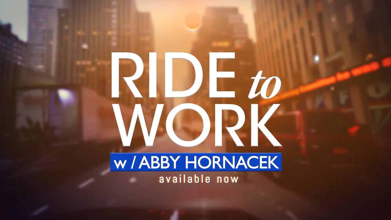 Fox Nation: Ride to Work with Abby Hornacek
